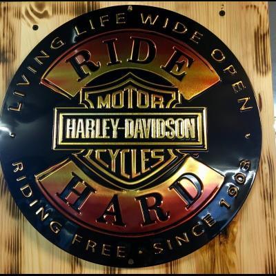 Harley Davidson Ride Hard